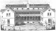 Instituto Homeopático y Hospital de San José